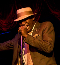Local Legendary Jazz/R&b/Blues Singer Errol Fisher