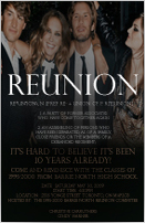 Let Us Plan Your Next Class Reunion