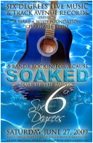 Soaked - 5 Bands Rockin' For A Cause
