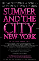 Summer And The City - New York City